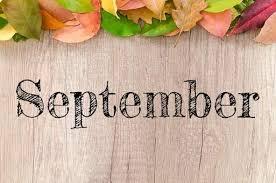 September Newsletter 2021